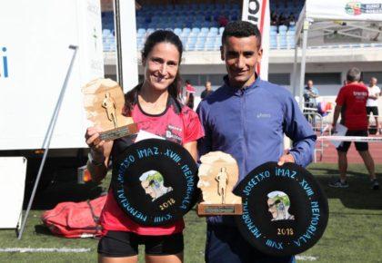 [DIARIO VASCO] Tres triunfos consecutivos para El Hassan Oubaddi en el Memorial Josetxo Imaz