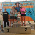 [ANBOTO] Oihana Azkorbebeitia eta Joseba Diaz Kilometro Bertikalen Euskal Herriko txapeldunak
