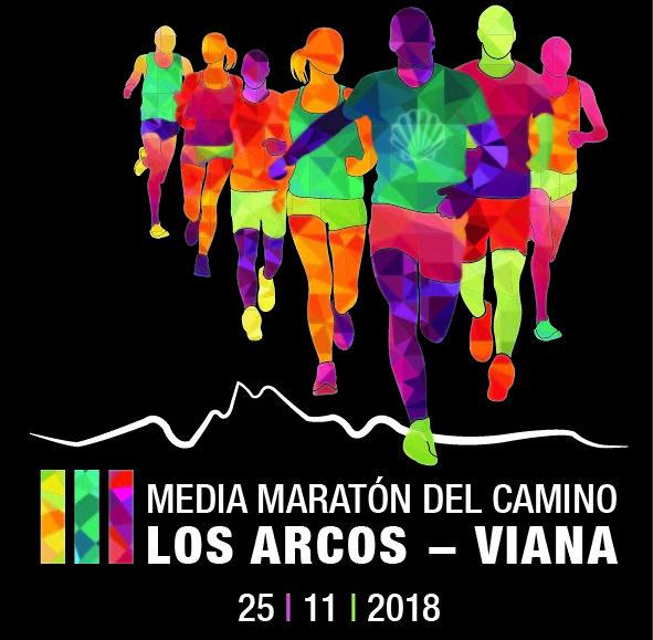 III. MEDIA MARATÓN CAMINO DE SANTIAGO – LOS ARCOS – VIANA – 2018