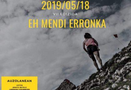 VII. EUSKAL HERRIA MENDI ERRONKA – 2019
