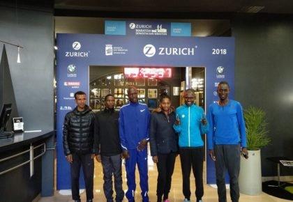 Maratón de Donostia: Kenia y Etiopía quieren la txapela