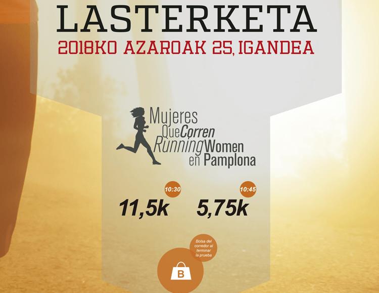 III. EMAKUMEEN LASTERKETA – LA CARRERA DE LAS MUJERES – 2018