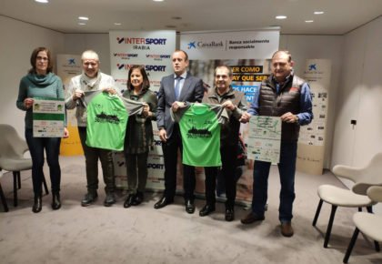 [DIARIO NAVARRA] La «nueva» San Silvestre de Pamplona quiere más de 6.000 atletas