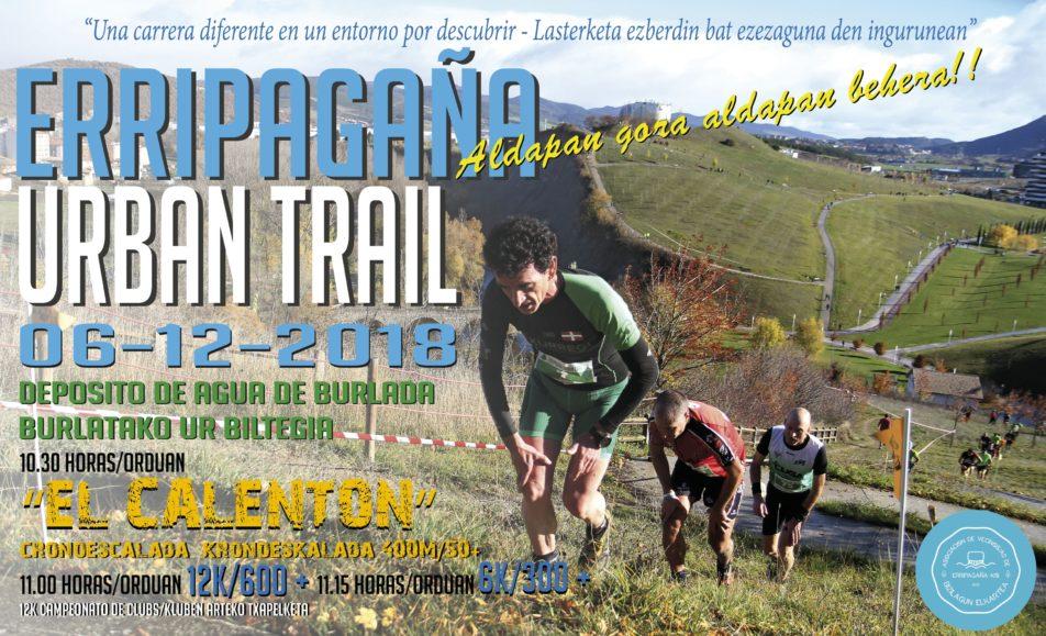 III. ERRIPAGAÑA URBAN TRAIL – 2018