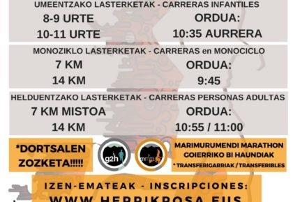 IX. BEASAINGO HERRI LASTERKETA – 2019