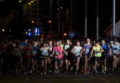 [DIARIO DE NAVARRA] 4.000 corredores y corredoras en Las Murallas