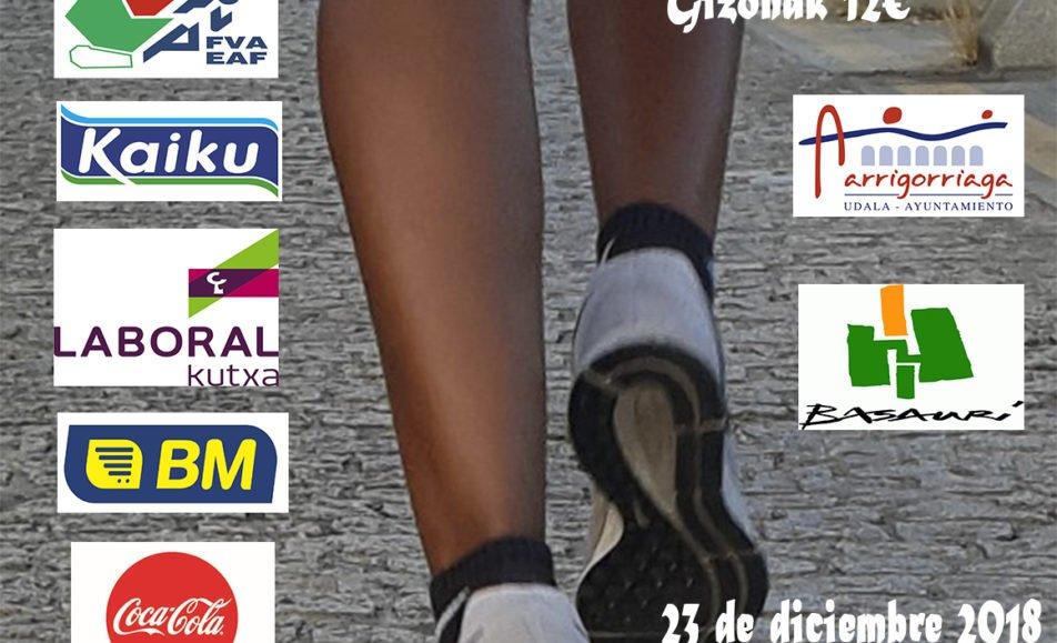 III. BASAURIKO MARATOI ERDIA – MEDIA MARATÓN DE BASAURI – 2018