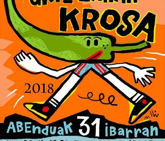 VII. IBARRAKO URTE ZAHAR KROSA – 2018