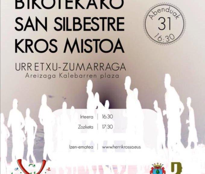IV. SAN SILBESTRE – URRETXU-ZUMARRAGA – BIKOTEEN KROS MISTOA – 2018