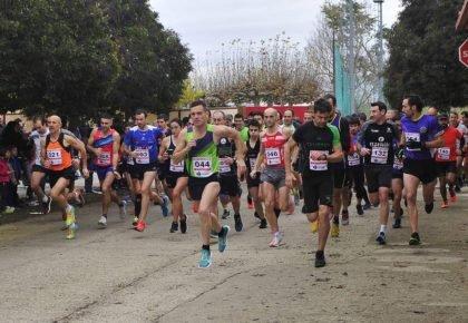 [DIARIO NAVARRA] Javier Nagore y Maialen Loyo, los más rápidos en Artajona
