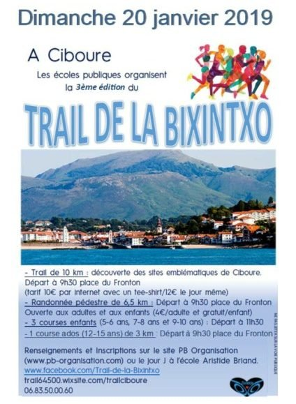 III. TRAIL DE LA BIXINTXO – 2019