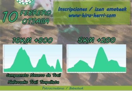 I. TRAIL HIRU HERRI – 2019