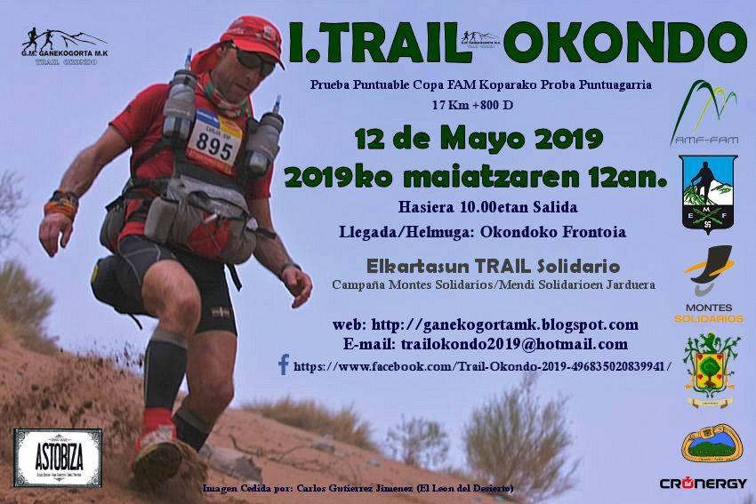 I. TRAIL OKONDO – 2019