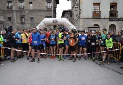 [GOIENA] Alzola eta Maiora izan dira San Silbestre Traileko azkarrenak