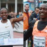 [DIARIO VASCO] Kenia suma un excelente doblete en el Cross Juan Muguerza