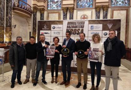 Medallistas a nivel de Europa, de Asia y de España se miden en el hipódromo