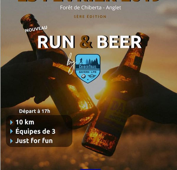 I. RUN & BEER BY CHIBERTRAIL – 2019