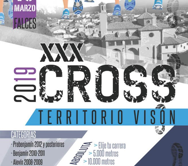 XXX. CROSS TERRITORIO VISÓN FALCES – 2019