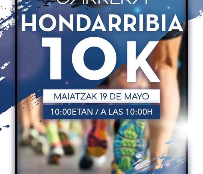 I. HONDARRIBIA 10K – 2019