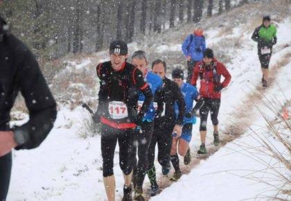 [ATARIA] Ait Chaouk eta Ugartek irabazi dute II. Negu Trail lasterketa