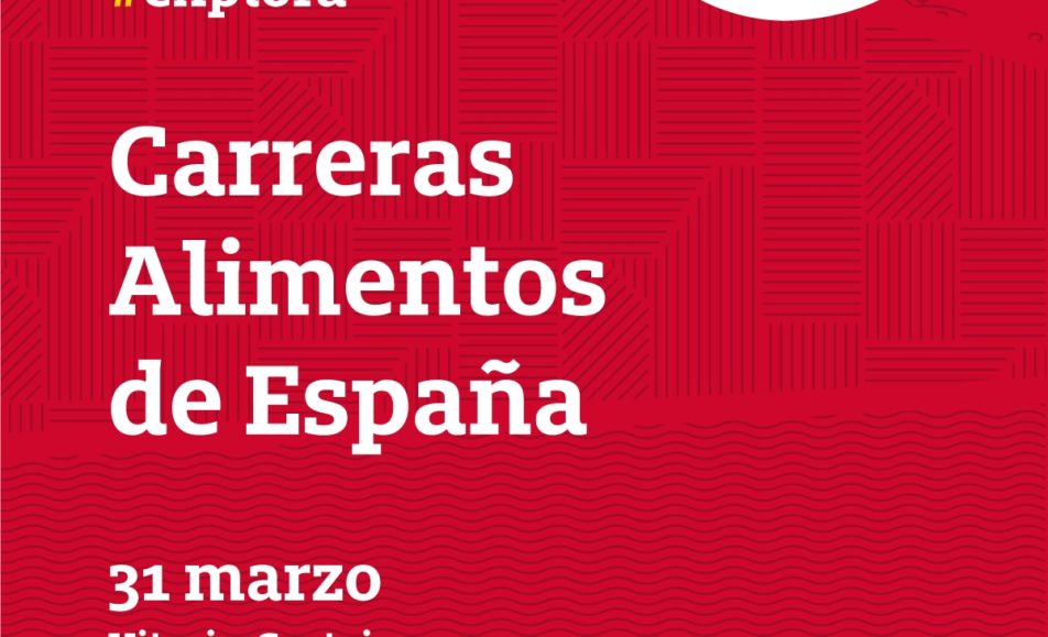 I. CARRERAS ALIMENTOS DE ESPAÑA – VITORIA-GASTEIZ – 2019