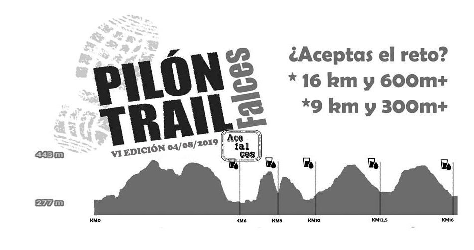 VI. PILON TRAIL FALCES – 2019