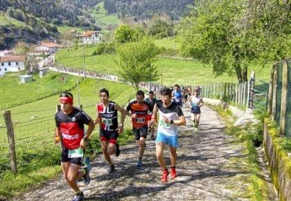 [BARREN.EUS] Euskal Koparako puntuagarria izango da zapatuan Mendaron jokatuko duten Kilimon Trail mendi-lasterketa