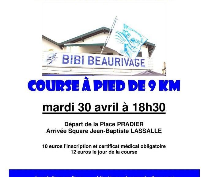 COURSE BIBI BEAURIVAGE – 2019