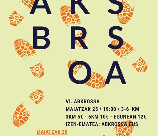 VI. ABKROSSA – AMARA BERRIKO EUSKARAREN ALDEKO KROSA – 2019