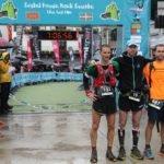 [EL CORREO] Ion Azpiroz y Uxue Fraile, campeones de Euskal Herria de ultra trail