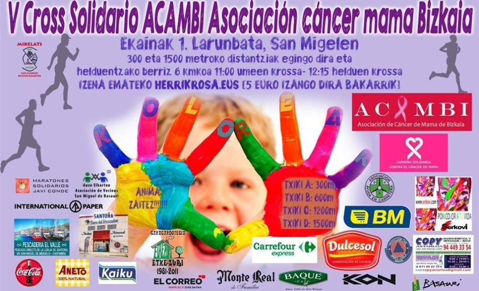 V. CROSS SOLIDARIO ACAMBI – 2019