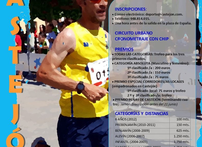 XXXII. CROSS VIRGEN DEL AMPARO – 2019