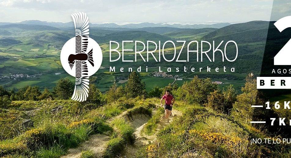 I. BERRIOZARKO MENDI LASTERKETA – 2019