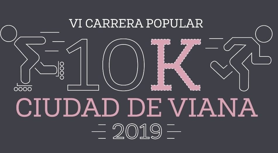 """VI. VIANA HIRIKO HERRI LASTERKETA – CARRERA POPULAR """"CIUDAD DE VIANA"""" – 2019"""