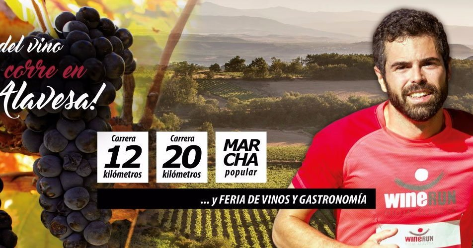 IV. WINE RUN RIOJA ALAVESA – 2019
