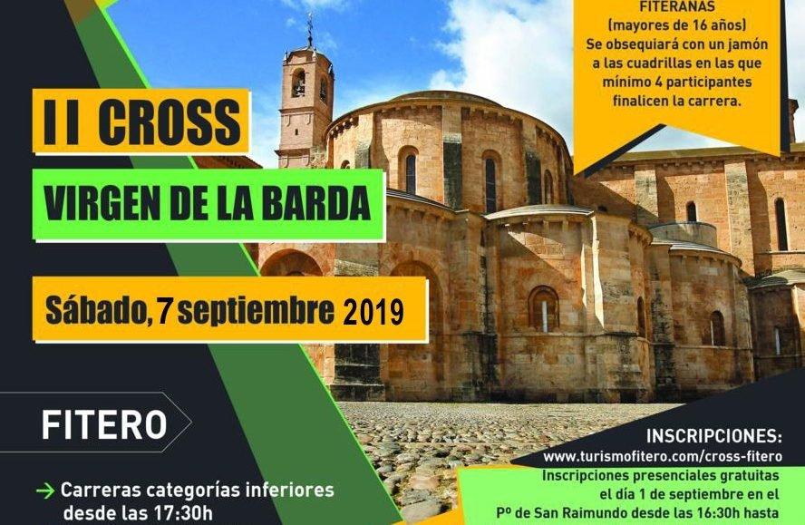 II. CROSS VIRGEN DE LA BARDA DE FITERO – 2019
