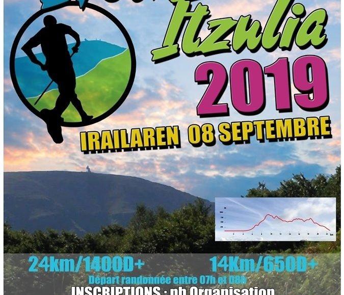 ITSASUKO ITZULIA – 2019