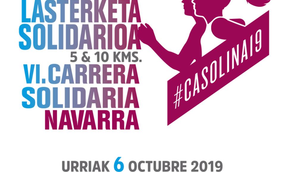 VI. NAFARROAKO LASTERKETA SOLIDARIOA – CARRERA SOLIDARIA NAVARRA – 2019