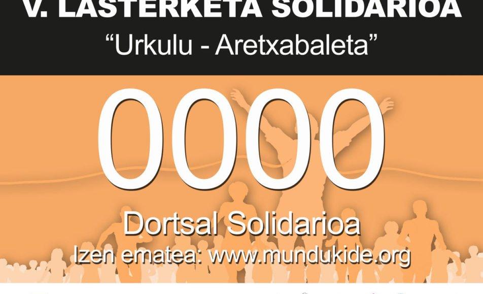 V. KOOPERATIBEN ARTEKO MUNDUKIDE LASTERKETA SOLIDARIOA – 2019