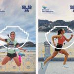 50/50/25 ERRONKA: Donostia Turismoak, Maratoiak eta Behobia-San Sebastián-ek bat egin dute kirolean parekotasuna lortzeko