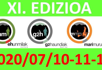 Ehunmilak ya tiene fecha!