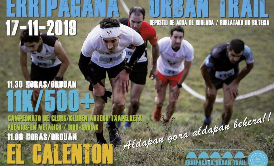IV. ERRIPAGAÑA URBAN TRAIL – 2019