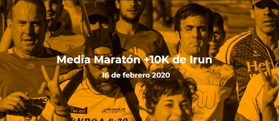 III. IRUNGO MARATOI ERDIA – MEDIA MARATON DE IRUN + 10K – 2020