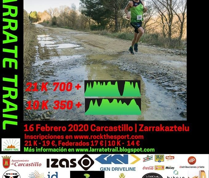 II. LARRATE TRAIL – 2020