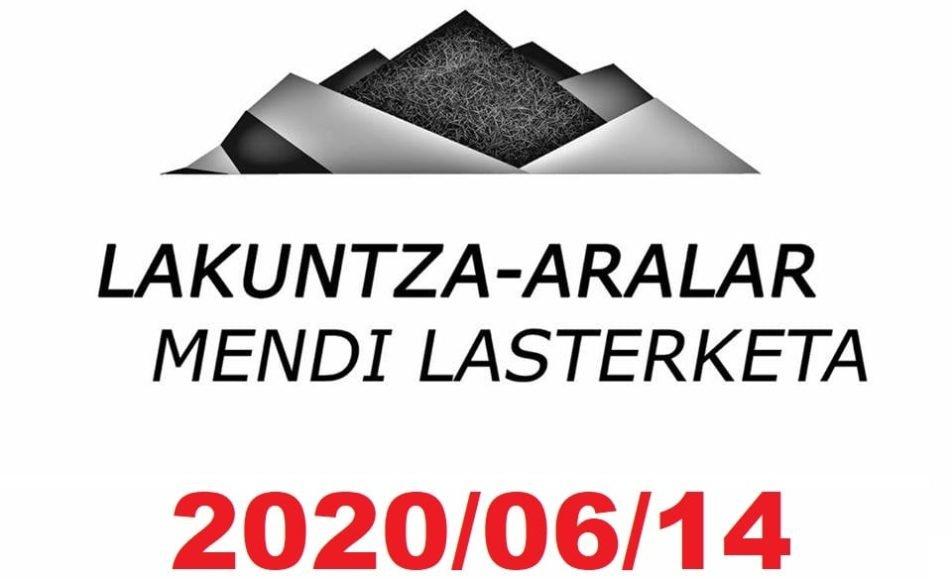 XVII. LAKUNTZA – ARALAR MENDI LASTERKETA – 2020