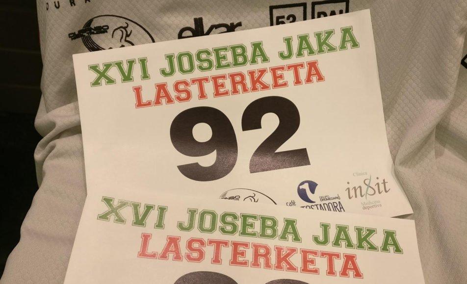 """XVII. JOSEBA JAKAREN OROIMENEZKO HERRI LASTERKETA """"AZOKAKOA"""" – 2019"""
