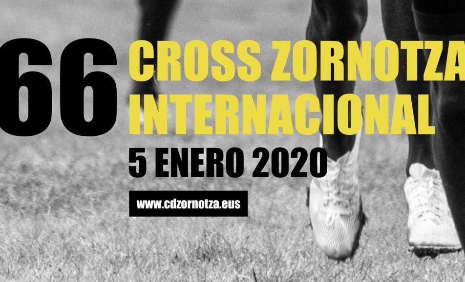 LXVI. ZORNOTZAKO NAZIOARTEKO KROSA – CROSS INTERNACIONAL ZORNOTZA – 2020
