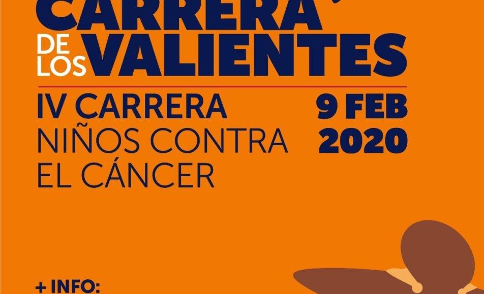IV. CARRERA NIÑ@S CONTRA EL CANCER – LA CARRERA DE L@S VALIENTES – 2020