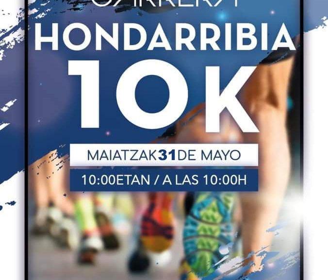 II. HONDARRIBIA 10K – 2020