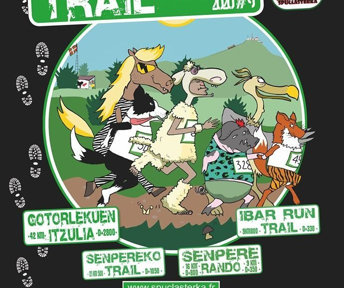V. IBAR RUN TRAIL – 2020